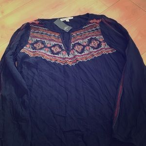 Abercrombie & Fitch Top. Size Large. New w/ Tags